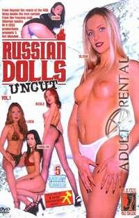 Russian Dolls Uncut Cover