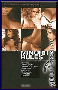 Minority Rules Cover