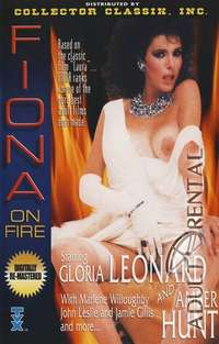 Fiona on Fire Cover