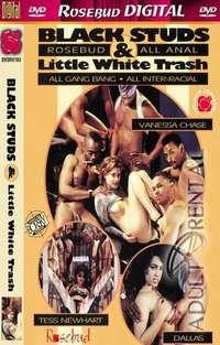 Black Studs & Little White Trash Cover