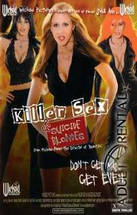 KiIler Sex And SUIClDE Blondes Cover