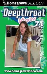Deepthroat Virgins 24 Cover