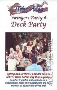 Swingers Party 6 Cover