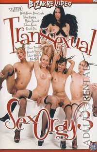 Transsexual Sex Orgy 3 Cover