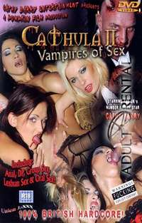 Cathula 2: Vampires Of Sex Cover