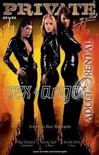 Sex Angels Cover