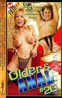 Older & Anal 20 Cover