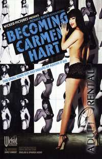 Becoming Carmen Hart Cover