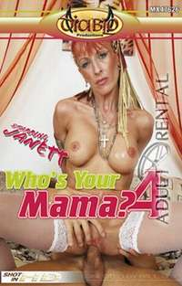 Who's Your Mama? 4 Cover