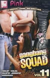 Gang Bang Squad 11 Cover