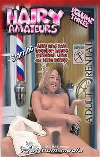 Hairy Amateurs 3 Cover