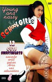 Young And Nasty Schoolgirls Cover