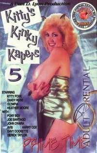 Kitty's Kinky Kapers 5 Cover