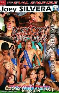 Black Cock Addiction 2 Cover