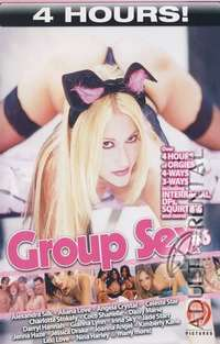 Group Sex 6 Cover