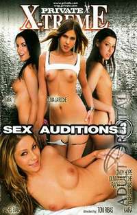 Sex Auditions 3 Cover