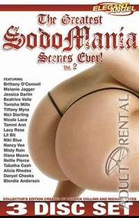 Greatest Sodomania Scenes Ever 2 Disc 2 Cover