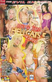 Hellcats 5 Cover