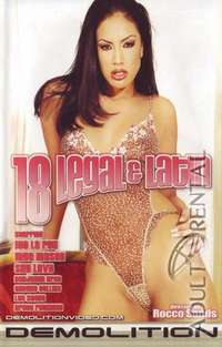 18 Legal & Latin Cover