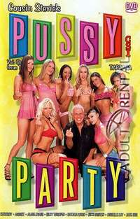 Cousin Stevie's Pussy Party 3 Cover