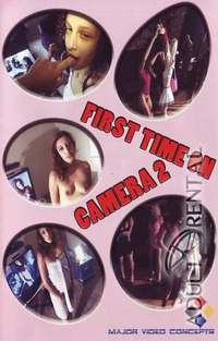 First Time On Camera #2 Cover