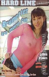 Brunettes Are More Fun