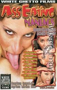 Ass Eating Maniacs Cover