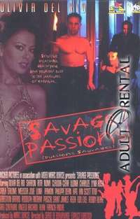 Savage Passions Cover
