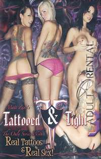 Tattooed And Tight 3 Cover
