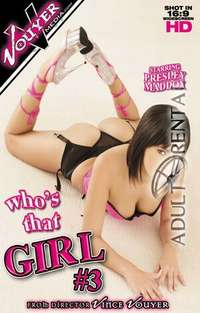 Who's That Girl 3 Cover