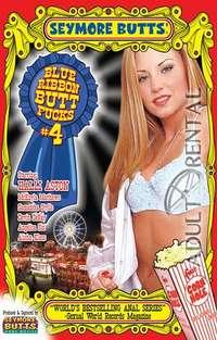 Blue Ribbon Butt Fucks 4 Cover
