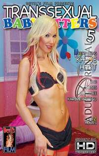 Transsexual Babysitters #5 Cover