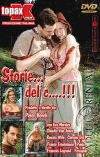 Storie Del Cazzo Cover