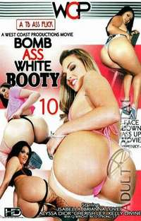 Bomb Ass White Booty 10 Cover