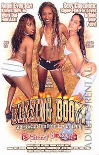 Blazing Booty Cover