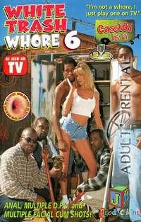 White Trash Whore 6 Cover