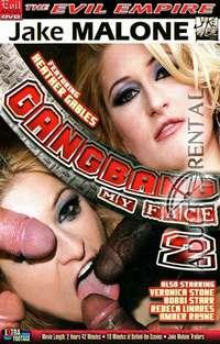 Gang Bang My Face 2 Cover