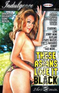 These Asians Love It Black Cover