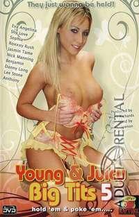 Young & Juicy Big Tits 5 Cover