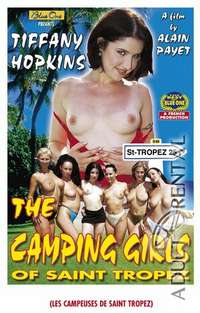 The Camping Girls Of Saint Tropez Cover