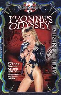 Yvonne's Odyssey Cover