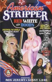 Red White And Boobs Cover