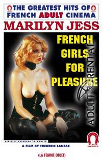 French Girls For Pleasure Cover