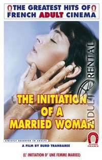 The Initiation Of A Married Woman Cover