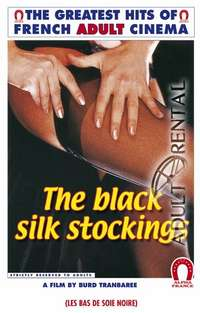 The Black Silk Stockings Cover