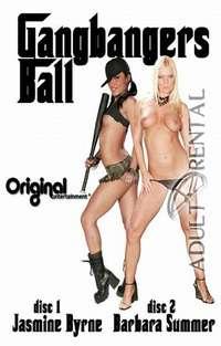 Gangbangers Ball: Jasmine Byrne Cover