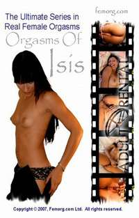 Orgasms Of Isis Cover