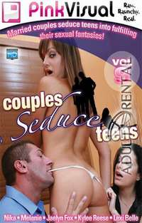 Couples Seduce Teens 9 Cover