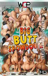 Big Butt Showdown Cover