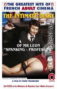 The Intimate Diary Of Mr. Leon Cover